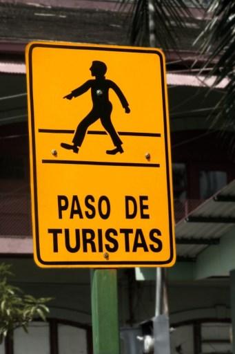 Gefahr in Costa Rica