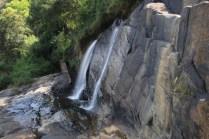 Sparwasserfall zur Trockenzeit