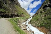Der Weg zur Brixner Hütte