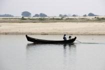 Leben auf dem Ayeyarwadi