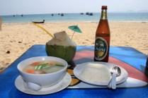 Lunch am Hat Klong Muang