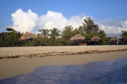 Playa Ancon - genug Platz für alle