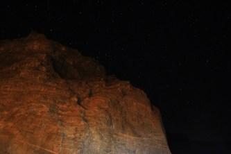 Sterne über Vueltas - ungetrübte Luft machts möglich