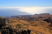 Blick auf El Hierro