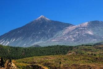 Allgegenwärtig: Der Teide