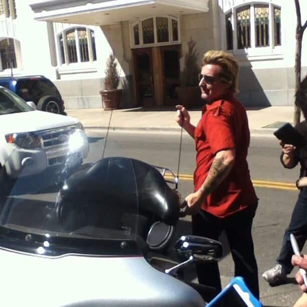 Green Day El Paso (1)