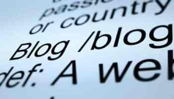Blog Defined