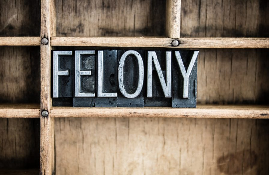 How Long Does a State Court Felony Conviction Stay on My Record?