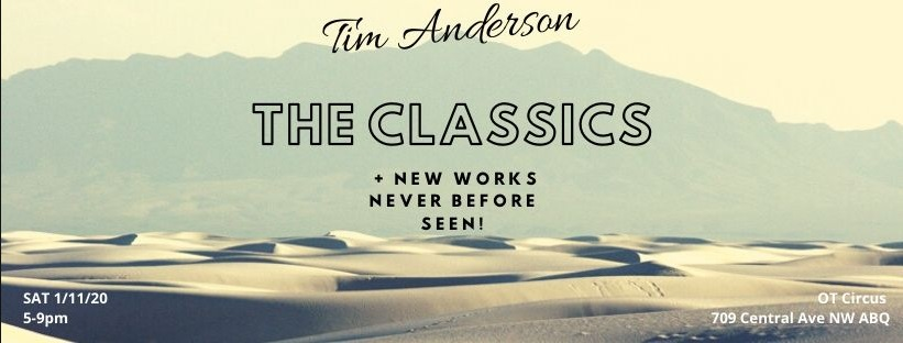 Tim Anderson: The Classics