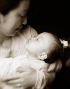 SOLD: Mother & Child • ©Kevin Davis