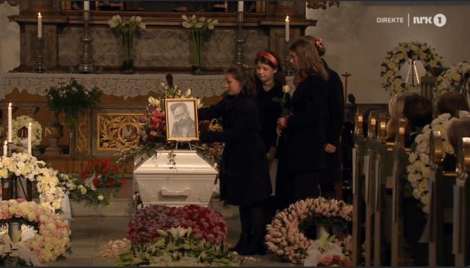 Ari Behn_hautajaiset 9