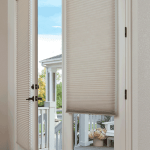 Style Solutions With Glass Door Window Treatments