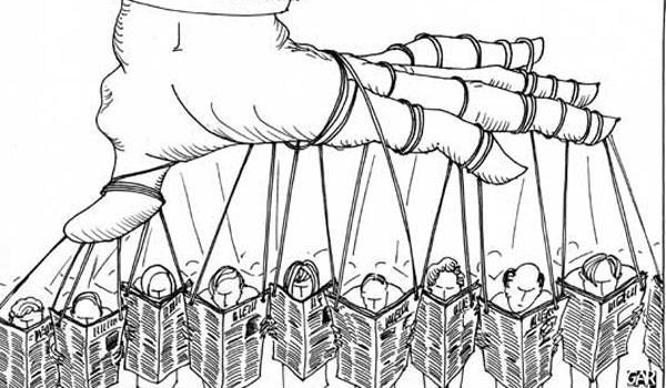 Estratégias de Manipulação Mediática