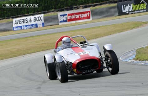 (22) Ralph Smith in a 1955 Lycoming NZ Special, 5240 cc