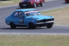 (197) Stuart Jack, from Christchurch, in his Holden Torano XU1