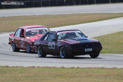 (50) Barry Fairbrass from Christchurch in a Ford Mustang