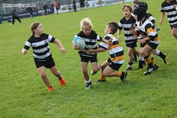 Junior Rugby Kicks Off 00234