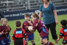 Junior Rugby Kicks Off 00398