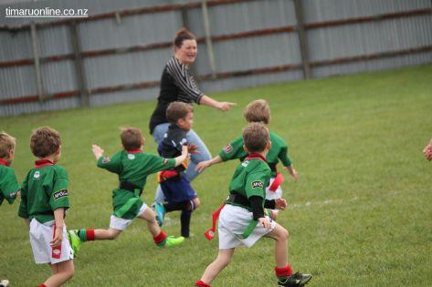 Junior Rugby Kicks Off 00463