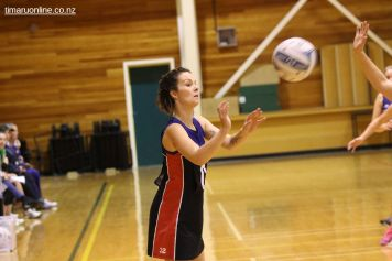 Netball Harlies v St Pats 0010