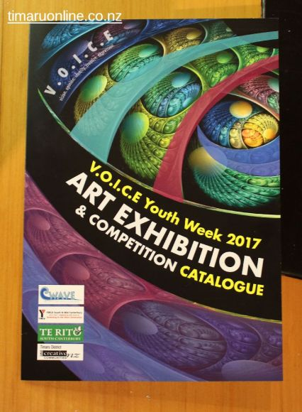 VOICE Art Exhibition 0000