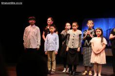The Ella Thomas Vocal Studio performers