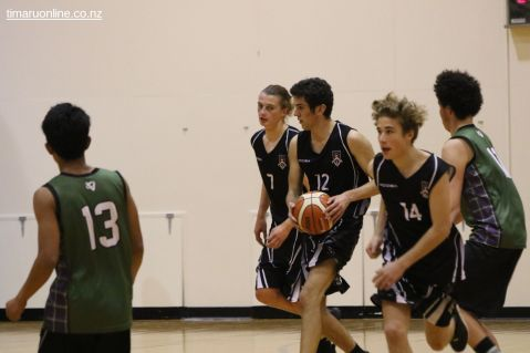 Friday Night Basketball 0306
