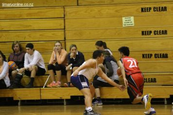 Friday Night Basketball 0320