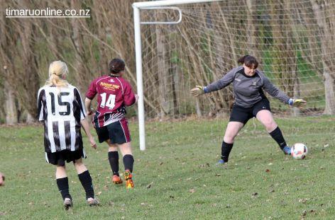 Tka v PlPt Womens Football 0023