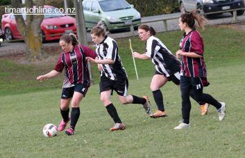 Tka v PlPt Womens Football 0027