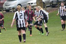 Tka v PlPt Womens Football 0065