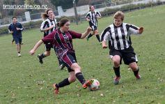 Tka v PlPt Womens Football 0076