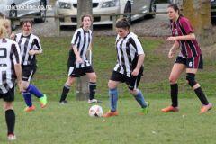 Tka v PlPt Womens Football 0080