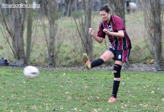 Tka v PlPt Womens Football 0083