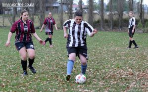 Tka v PlPt Womens Football 0092
