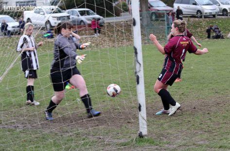 Tka v PlPt Womens Football 0099