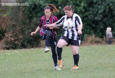 Tka v PlPt Womens Football 0116