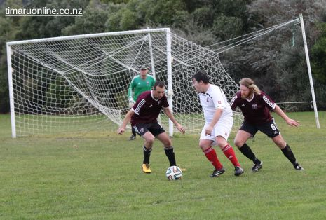 Point v Hearts Reserves Football 0029