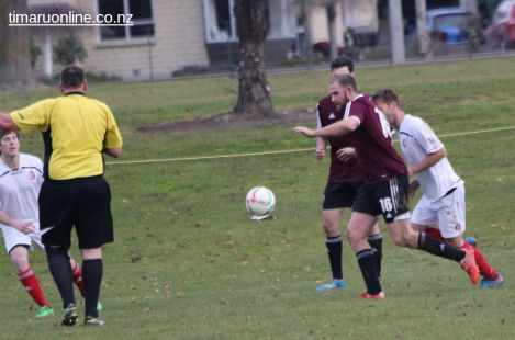 Point v Hearts Reserves Football 0042