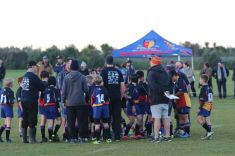 Scone Junior Rugby 0117