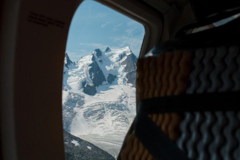 Alpine Climbing - Adamants - Ironman Buttress