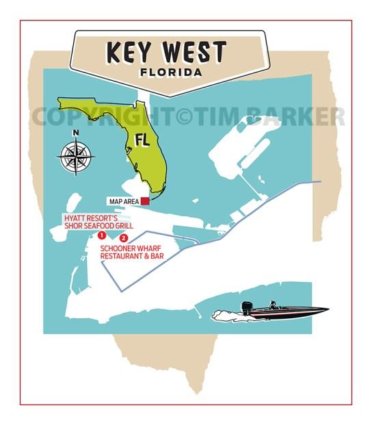Dock and Dine Key West, Florida