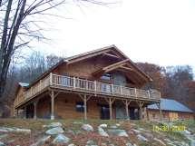 Home Exteriors Timber Creek Post & Beam Company