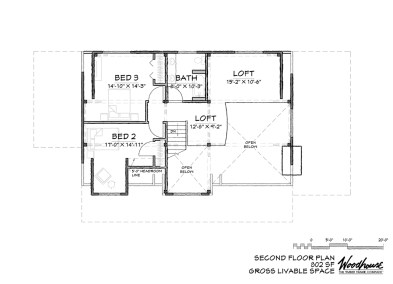 AspenRidge 2nd Floor Plan