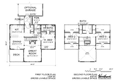 CatonHill Floor Plan