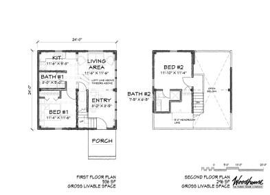 CedarRun Floor Plan