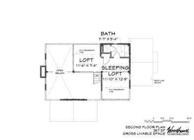 CedarSprings 2nd Floor Plan