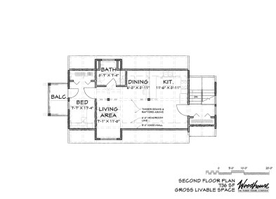 Eastwood Carriage 2nd Floor Plan