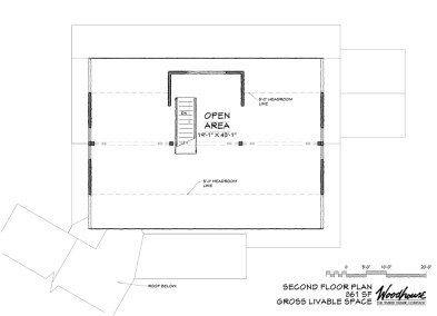 GoldenBrook 2nd Floor Plan