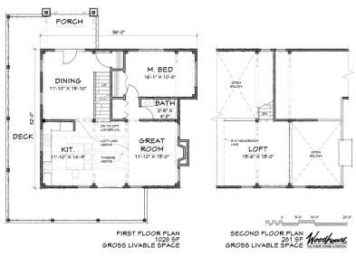 PineRidge Floor Plan